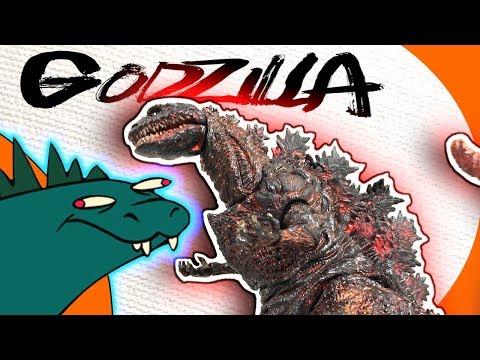 Shin Godzilla NECA Review