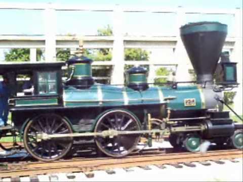 B&O RR Museum SteamDays 2008 part 1