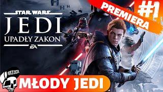 Star Wars Jedi: Upadły Zakon #1 - Początek Przygody | PREMIERA  Fallen Order PL