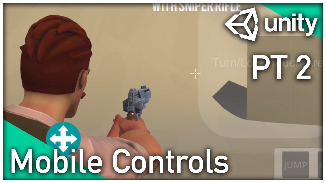 How To: MOBILE CONTROLS to TPCST – Unity Projects – satchell78 Forum