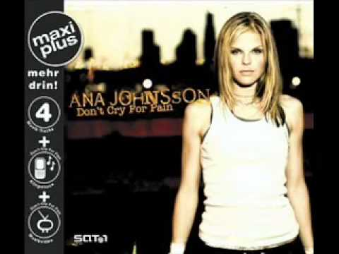 Don't Cry For Pain - Ana Johnsson.flv
