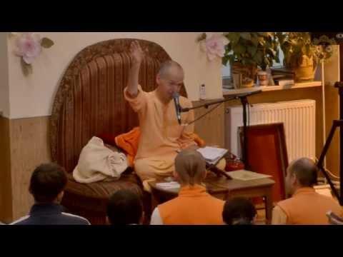 Шримад Бхагаватам 4.11.30 - Кришнананда прабху