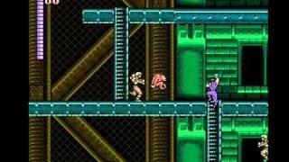 Blue Shadow (NES) Speed Run 9:12