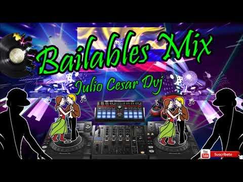 Bailables mix Julio