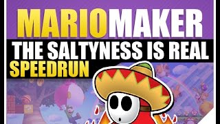 This Is How You Cheese The Hardest Super Mario Maker Levels | Speedrun