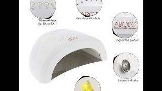 Лампа для ногтей нового поколения(рекомендую товар и продавца! лампа нового поколения http://ali.pub/qa74r сушит всё - и гельлаки и гели для наращивани..., 2016-07-11T07:52:23.000Z)