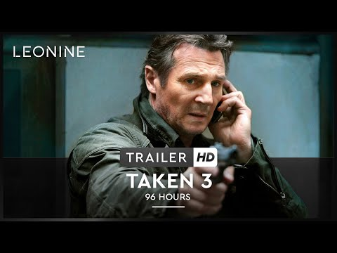 96 Hours - Taken 3 - Trailer (deutsch/german)