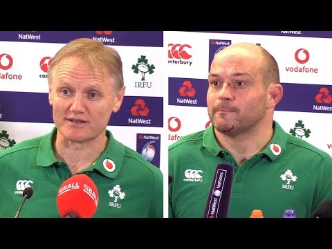 Ireland v Scotland - Joe Schmidt & Rory Best Post Match Press Conference - Six Nations