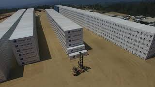 Plataforma Containers Reefer