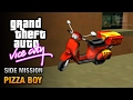 GTA Vice City - Pizza Boy [Pie Guy Trophy / Achievement]