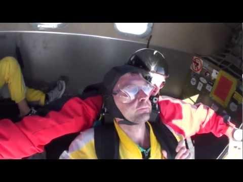 Fallschirmspringen Berlin Skydiving - Www.fallschirmspringen.info - Hd 720p