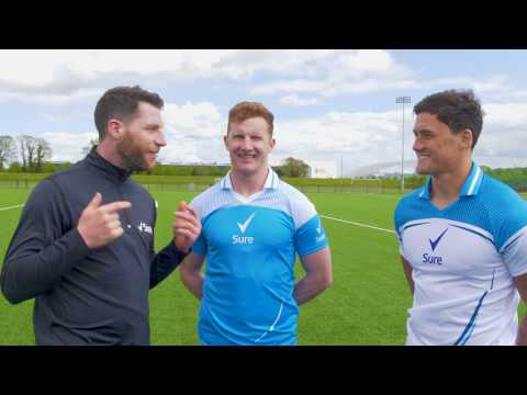 Sure GAA 'Beat the Stat' - Episode 2 - Ciarán Kilkenny & Lee Chin