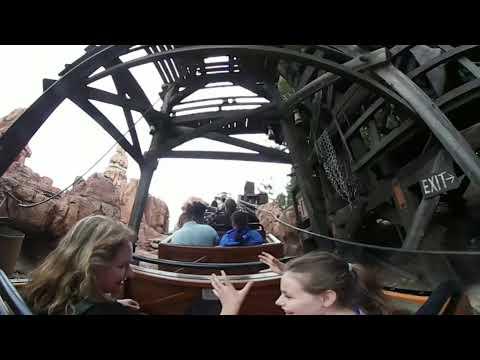 Disneyland_Big Thunder Mountain Railroad