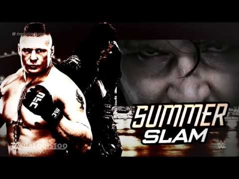 """WWE SummerSlam 2015 Official Promo Song - """"Do You Feel Alive"""" With Download Link"""