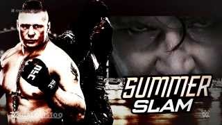 "WWE SummerSlam 2015 Official Promo Song - ""Do You Feel Alive"" With Download Link"