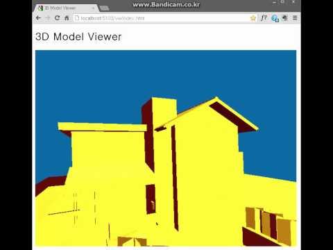 Google Native Client 3D Model Viewer