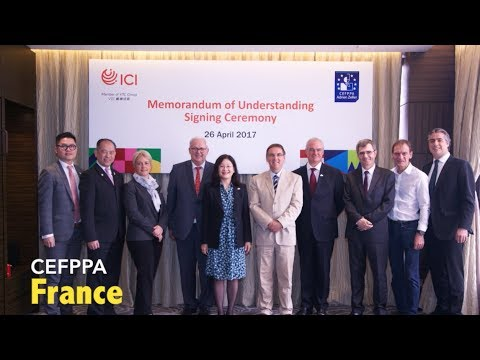 國際廚藝學院 ICI 國際合作 International Collaboration