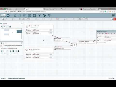 Apache NiFi @Hortonworks Distribution — VideoBlog