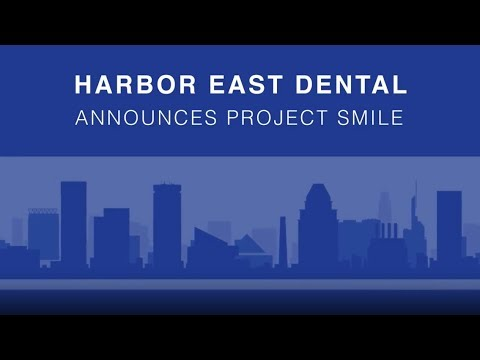 Project Smile - Our FREE Smile Makeover Event | Harbor East Dental