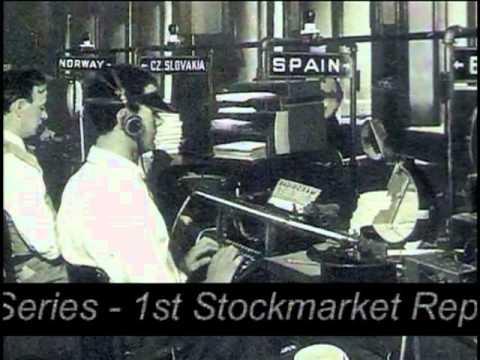 The Beginning of Broadcast Radio