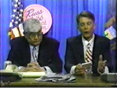 Paul Kane, Libertarian for Michigan Legislature, on Russ Gibb at Random, 1996