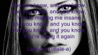 Download Avril lavigne-daydream w/lyrics MP3 song and ... Avril Lavigne Daydream