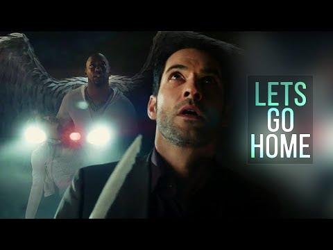 Lucifer // Let's Go Home {3x23}