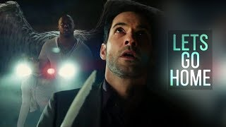 Lucifer // Let's Go Home {3x23}