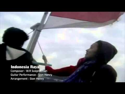 NUGR BEGUN ROCK Indonesia Raya (rock version)