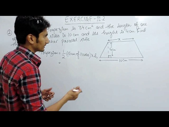 Exercise 11.2 Questions 2 - NCERT CBSE Solutions for Class 8th Maths