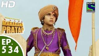 Bharat Ka Veer Putra Maharana Pratap - महाराणा प्रताप - Episode 534 - 2nd December, 2015