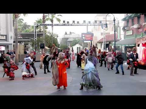 Halloween Horror Nights 2020 Opening Ceremony Halloween Horror Nights Opening Ceremony 2018 HD Front Row!   YouTube