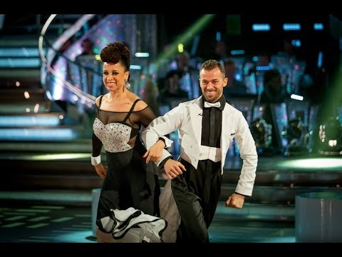 Natalie Gumede & Artem Quickstep to 'Yeah!'  Strictly Come Dancing: 2013  BBC One