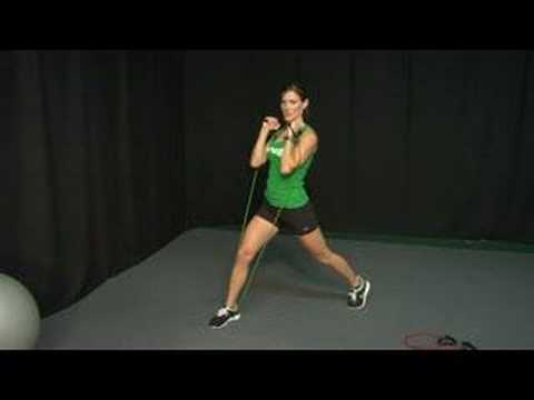 Lunge with Glute Lift
