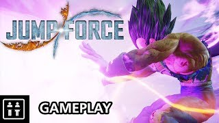 Jump Force (Off-Screen Capture) - Gameplay