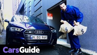 Audi S3 sedan 2017 review | road test video