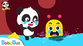 Baby Panda's Amazing Body Adventure | Color Song, Number Counting Song |  Learn Body Parts | BabyBus