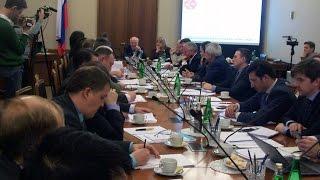 Заседание СПЧ по проблемам дальнобойщиков(Итоговая часть заседания СПЧ по проблемам дальнобойщиков из-за системы