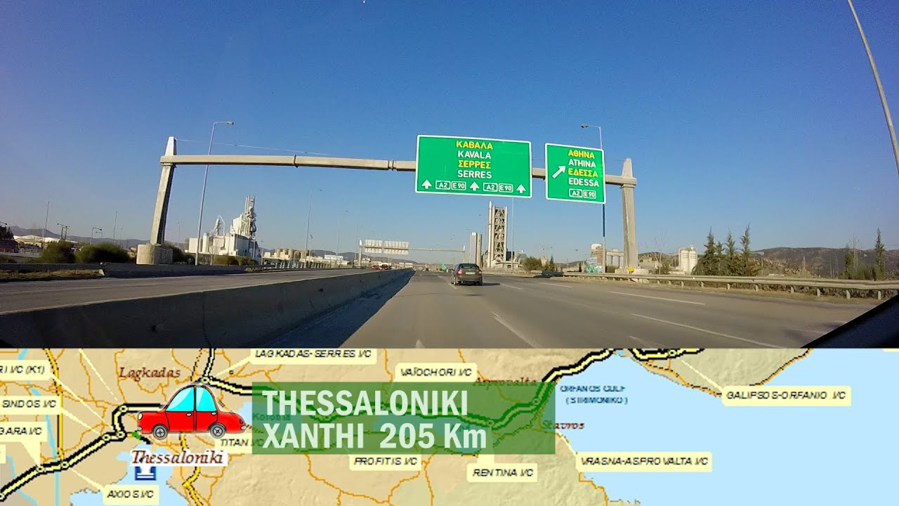 Car Rentals In Greece Thessaloniki