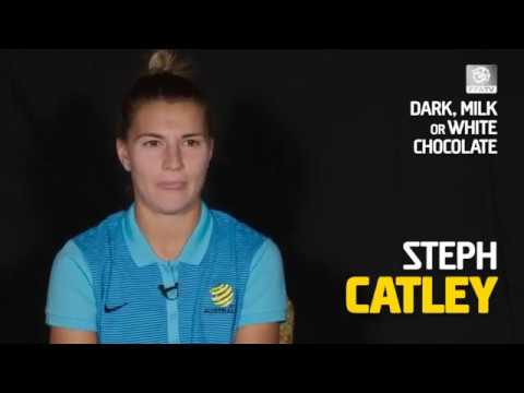 Coffee or tea? Instagram or snapchat? Quickfire with Westfield Matildas