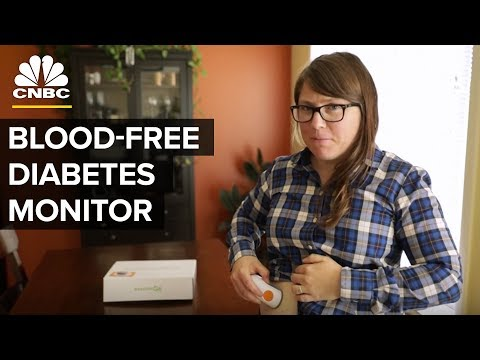 This Diabetes Monitor Can Read Your Blood Sugar Without Any Blood | CNBC