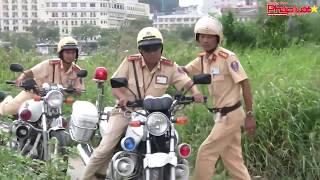 Đưa pháp luật bằng phim ảnh vào cuộc sống:Thiếu Tá Nguyễn Giang Sơn - Đội CSGT Cát Lái
