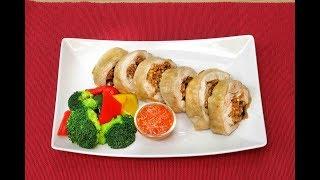 Emperor Chicken Glutinous Rice Roll