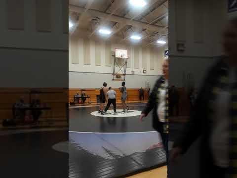 Cougar mountain middle school varsity wrestling