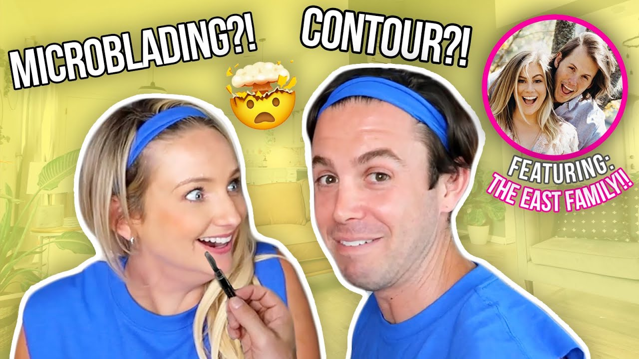 How Much Do Guys Really Know About Makeup?! ft. THE EAST FAMILY (Style Summer Olympics)