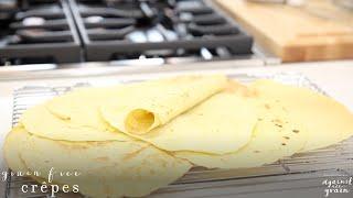 Recipe: Best Grain-free And Gluten Free Crêpes