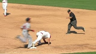 WSH@STL: Kozma makes a smooth play in the hole