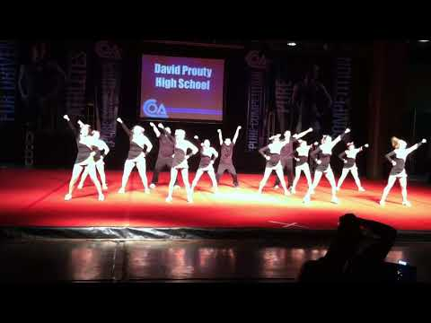 David Prouty High School 2012 Nationals
