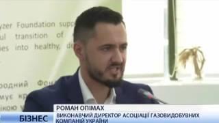 По итогам первого полугодия, добыча украинского газа растет но медленно