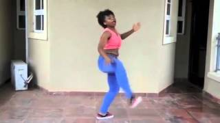 Shake body Skales Dance cover by AMAKA